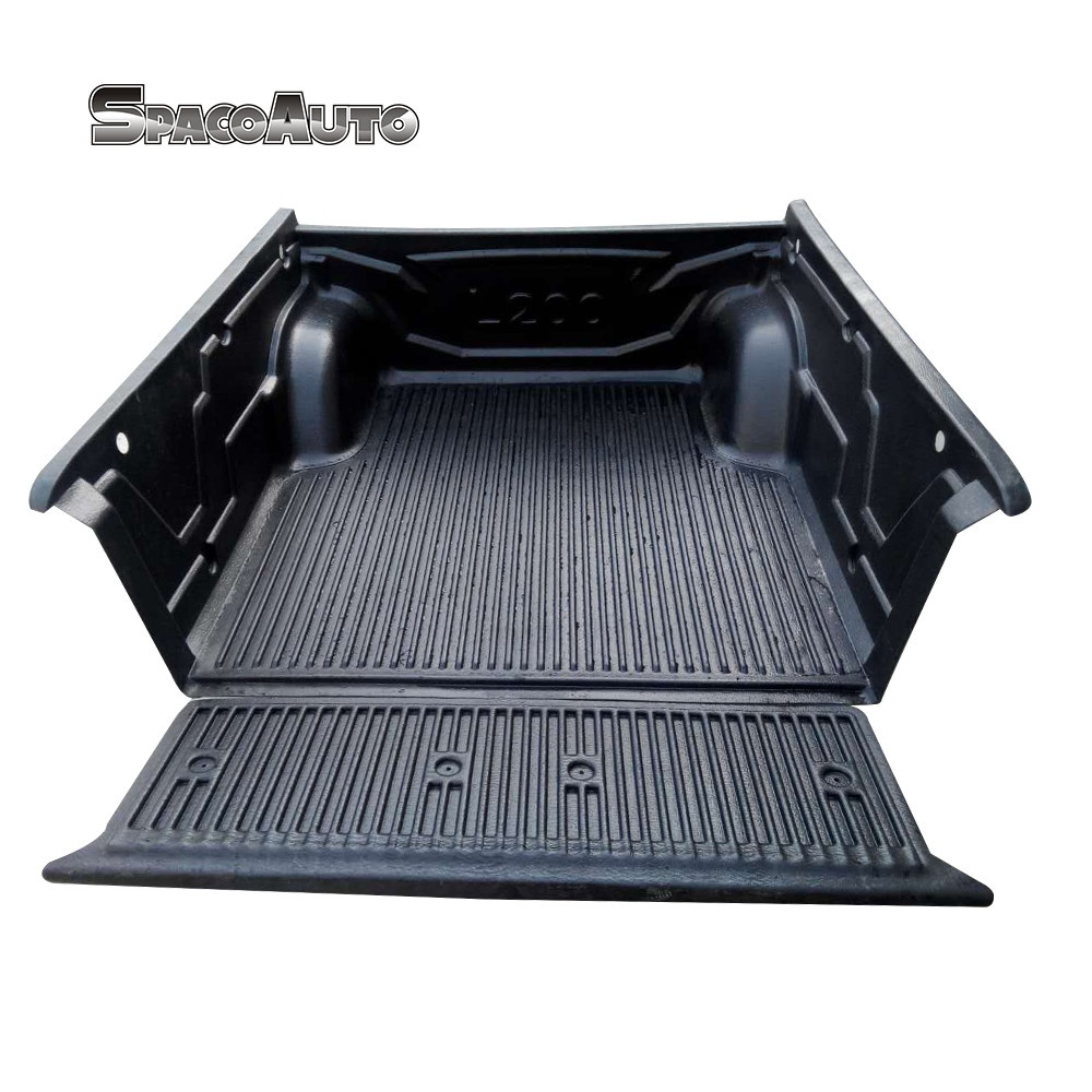 Mitsubishi L200 Double Cab Pickup Truck Bed Liners Bed Mats