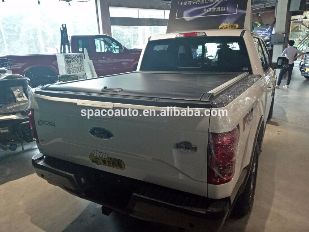 Tonneau cover for F150 Roller Lid 2016+ best quality in China